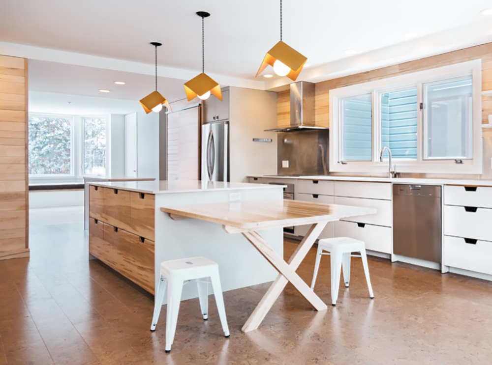 Green\' kitchens – on trend | Superior Cabinet Components
