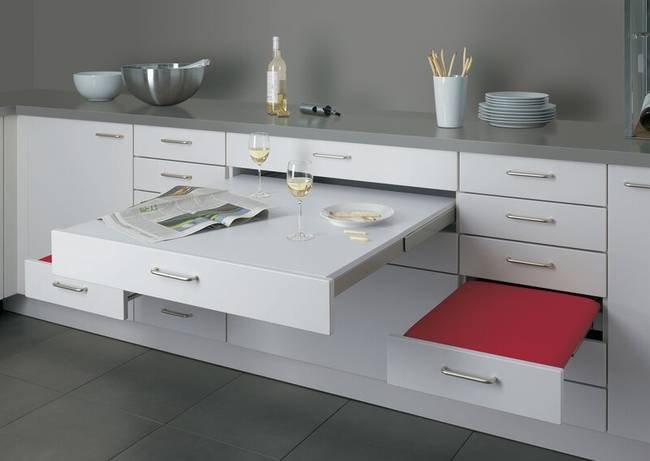 For All Intents And Purposes The Multipurpose Kitchen