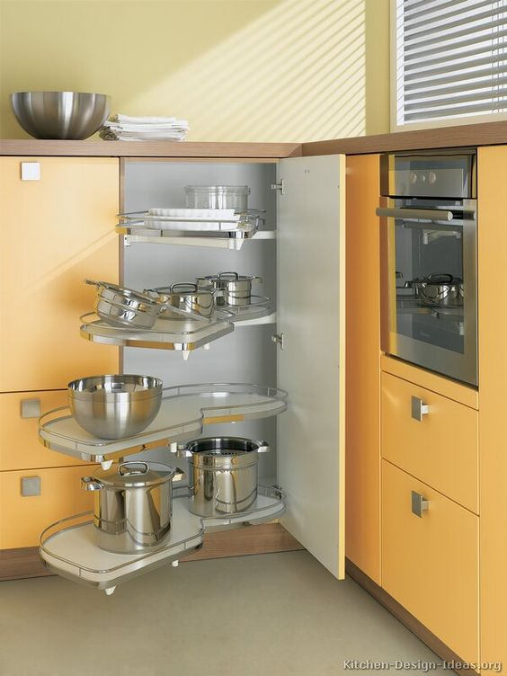 Lead The Pack With Clever Kitchen Storage Superior Cabinet Components