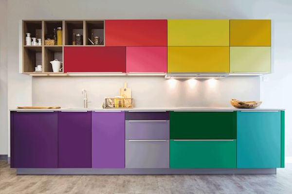 Mix And Match In The Kitchen Superior Cabinet Components